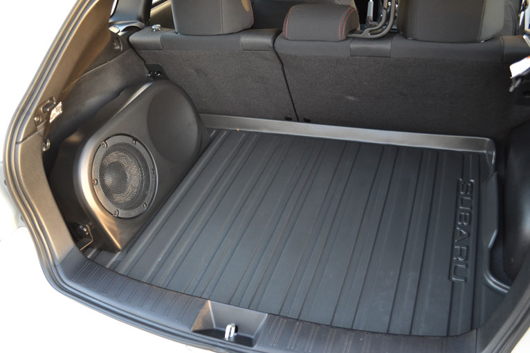 08 14 Wrx Sti Hatchback Oem Audio Plus