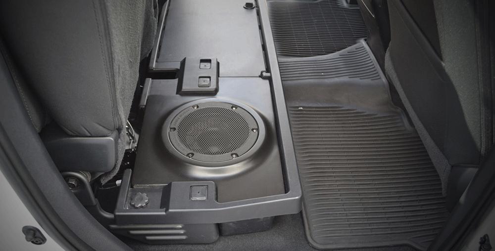 Tundra Double Cab Oem Audio Plus