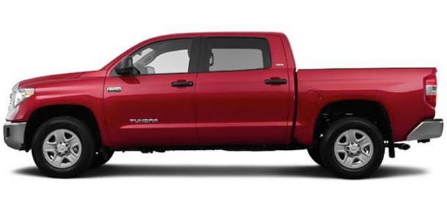 '14-Present Toyota Tundra Crewmax
