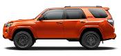 '10-Present Toyota 4Runner