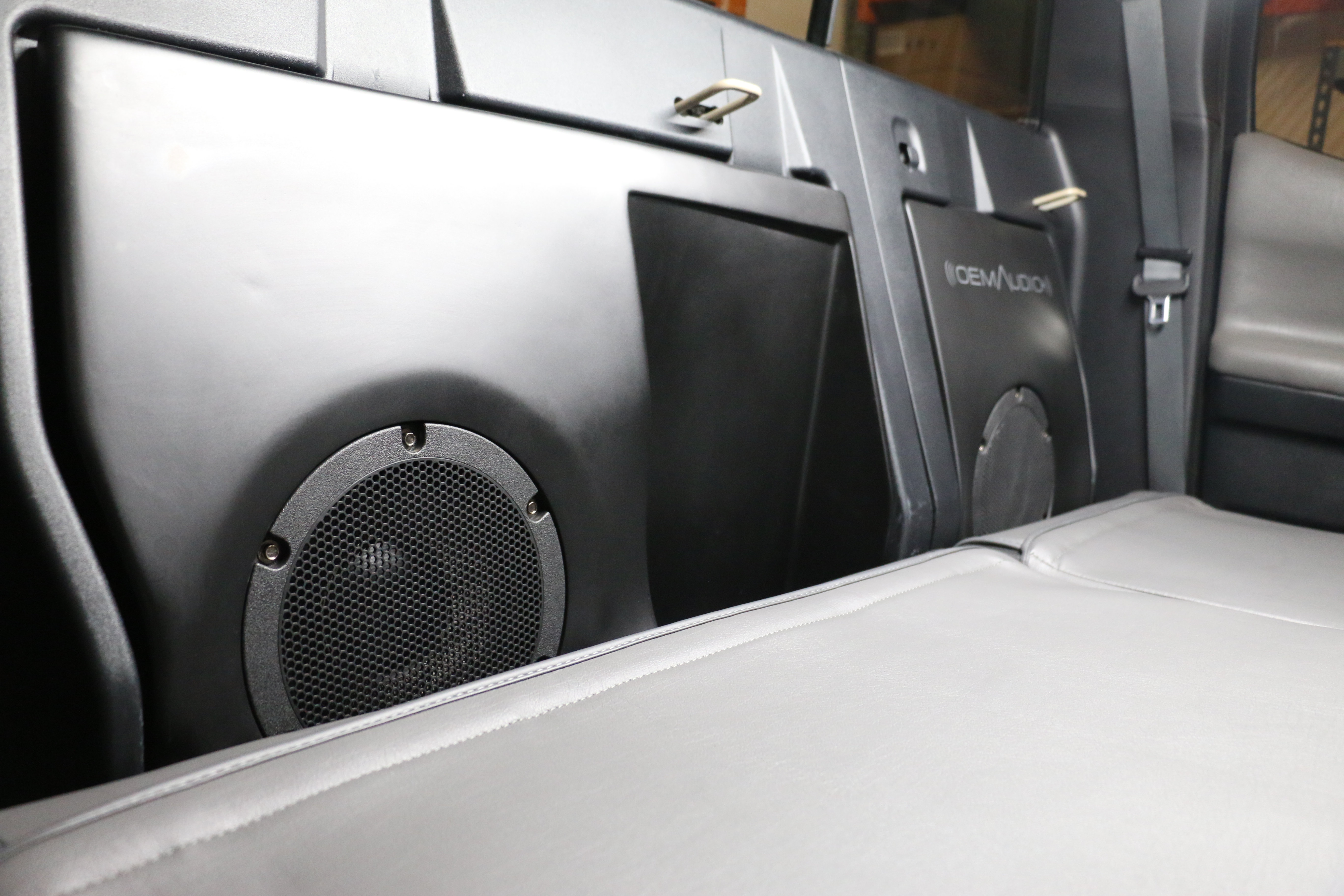 Oem Audio Plus >> Dual Subwoofer Option For Existing O Owners Oem Audio Plus