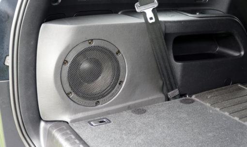Toyota 4Runner (3rd Row) | System 500Q